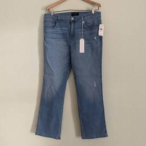 Sanctuary Modern Straight Crop Jeans 32